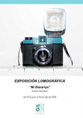 EXPOSICIÓN EN LA LIBRERÍA GIL DE SANTANDER